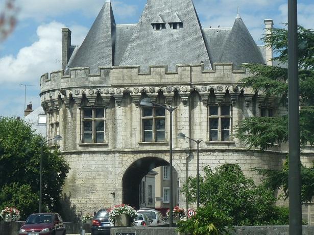 Vendôme, kleine Stadt in Loir-et-Cher