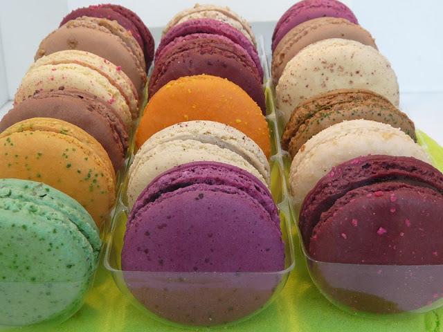 Lyon Macarons