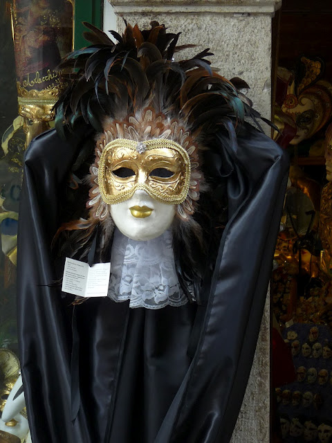 Venedig Masken Karneval