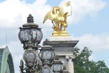 Pariser Brücken: Pont Alexandre III 4