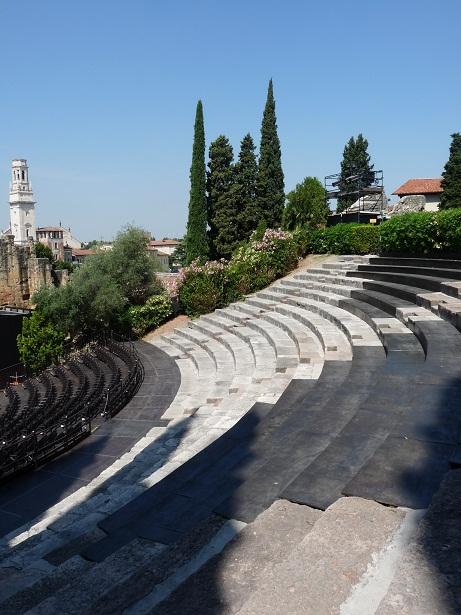 Verona Römisches Theater