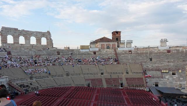 Verona Arena - Amphitheater