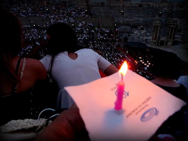 Verona Arena - Amphitheater Oper