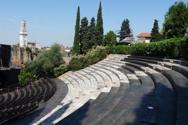 Verona: Römisches Theater und Archäologisches Museum 1