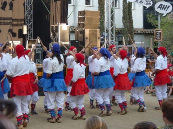 Festa Major - Volksfeste in Katalonien 10