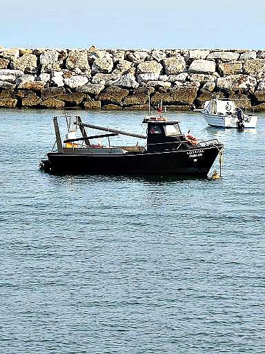 Algarve Albufeira Hafen
