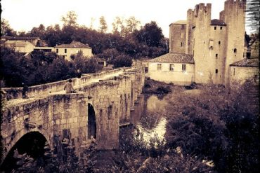 Irgendwo in Frankreich ... Le Moulin fortifié de Barbaste 2