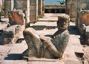 Chichen Itza - Mexiko 1