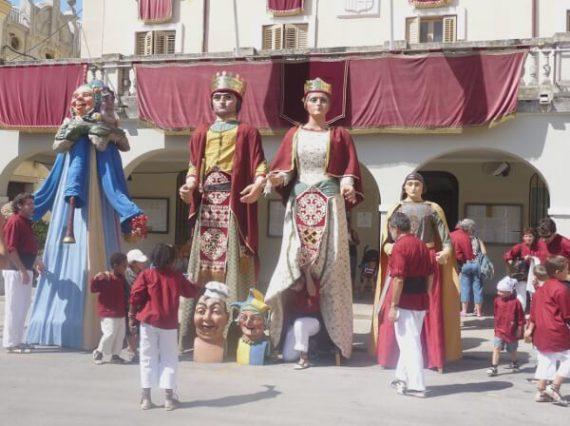 Festa Major - Volksfeste in Katalonien 12