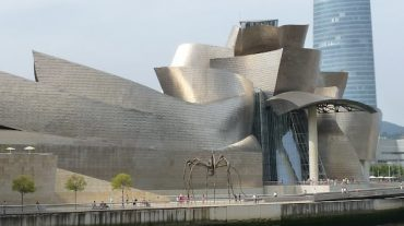 Guggenheim Museum Bilbao: Maman und Puppy 10