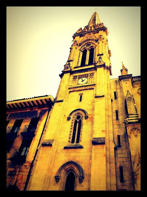 Bilbao altstadt