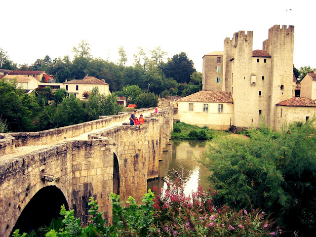 Frankreich Brücke