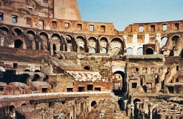 """Rom - die """"ewige"""" Stadt 1"""