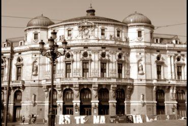 Ein Wochenende in Bilbao - das Teatro Arriaga 2