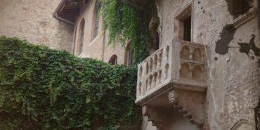 Romeo und Julia: Der Balkon der Julia in Verona 3