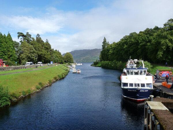 Loch Ness Fort August