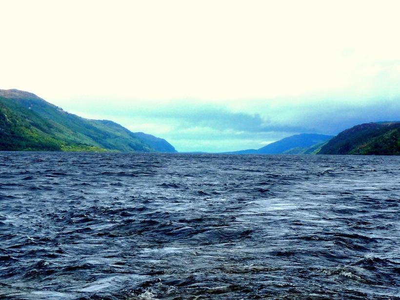 Loch Ness Schottland