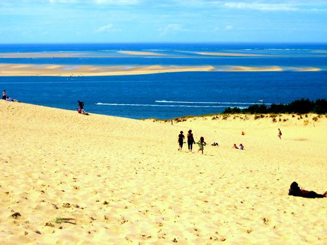 Dune du Pilatarcachon