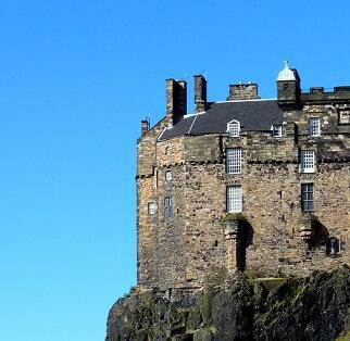Edinburgh- ein Schnelldurchgang 1