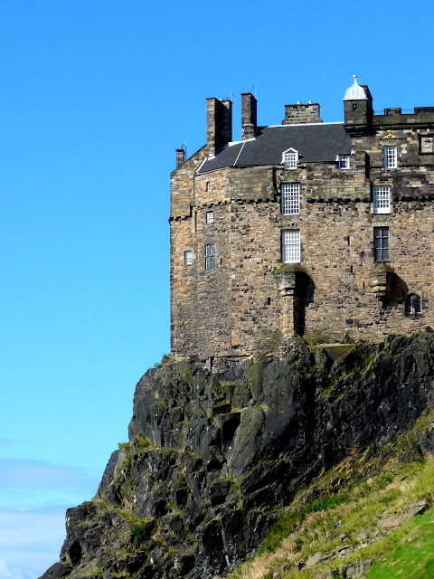 Edinburgh Schottland / Castle