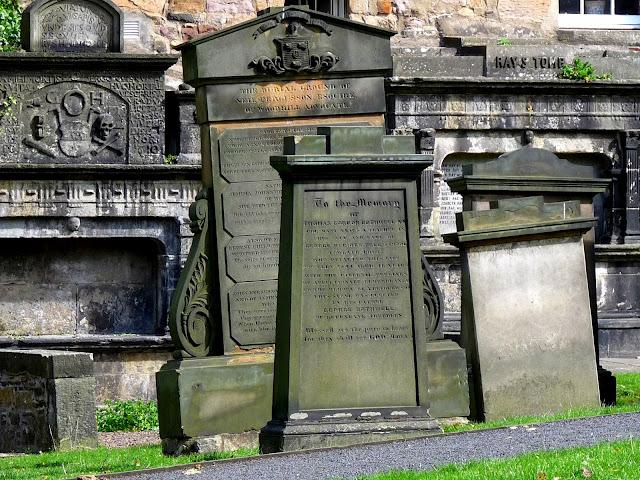 Edinburgh Schottland / Greyfriars