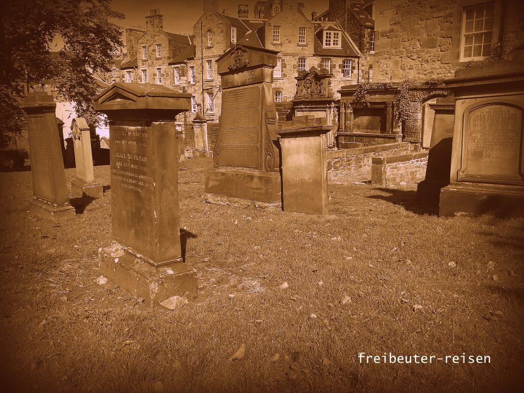 greyfriars edinburgh