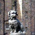 Greyfriars Kirkyard und Bobby, der treue Hund 17