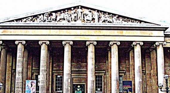 Das British Museum in London 2