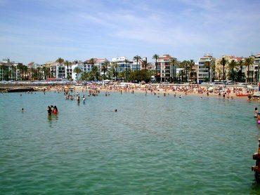 Ganz nah bei Barcelona: Sitges 5