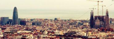 Barcelona - Blick auf die Stadt 1