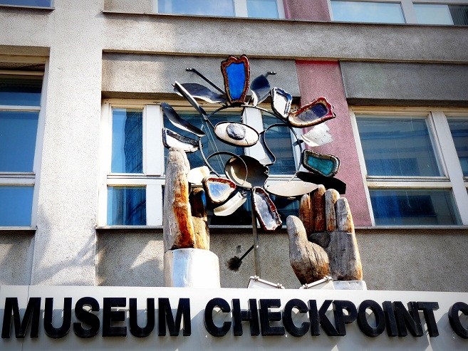Mauer Berlin Museum Checkpoint Charly