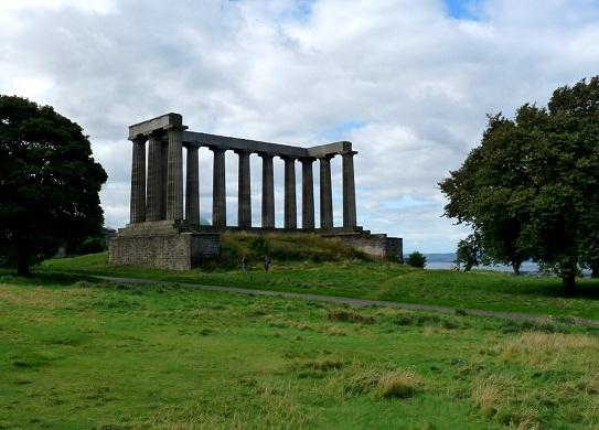 Edinburgh Calton Hill National Monument