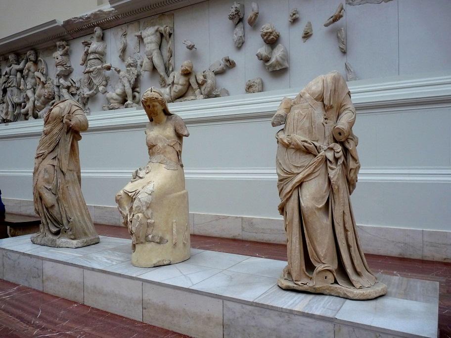 pergamonmuseum berlin pergamon altar