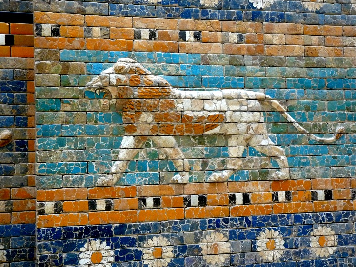 pergamonmuseum berlin prozessionsstrasse