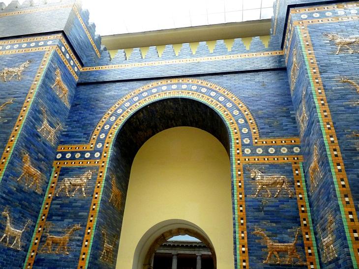 pergamonmuseum berlin ischtar tor