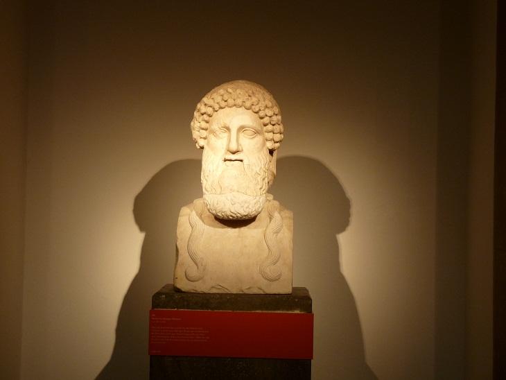 pergamonmuseum berlin - hermes propylaios