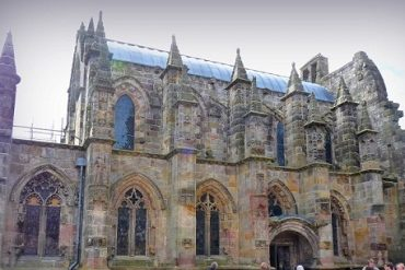 Rosslyn Chapel 6