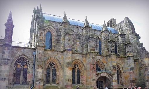 Rosslyn Chapel 6