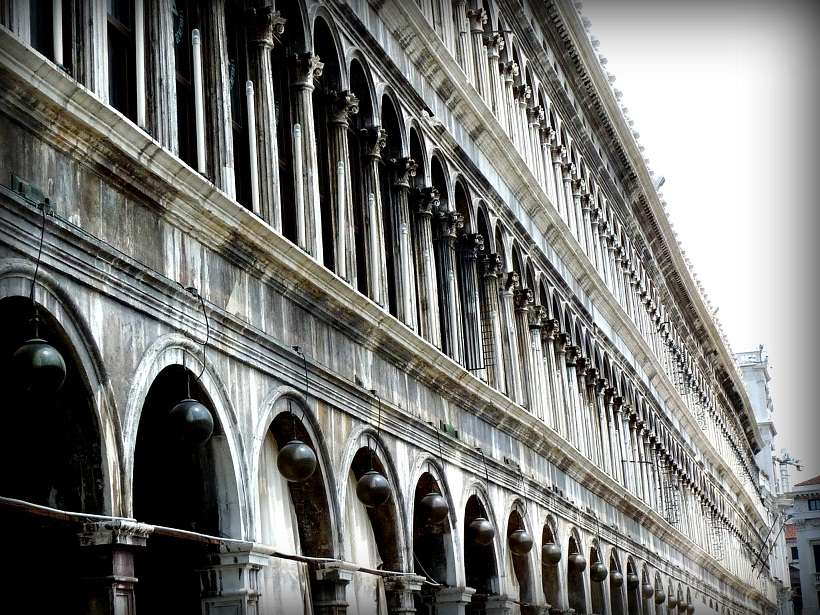 Venedig Markusplatz Piazza San Marco