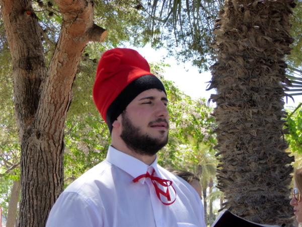 barretina katalanische mütze Hut andenken