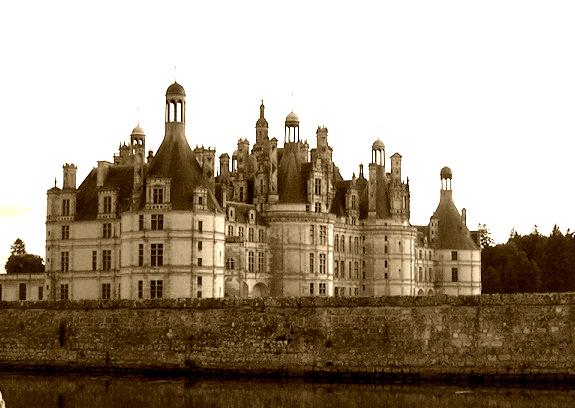 Chambord Schösser der Loire