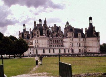 Chambord - Schlösser der Loire 3