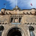 Edinburgh Castle und Destiny's Stone 11