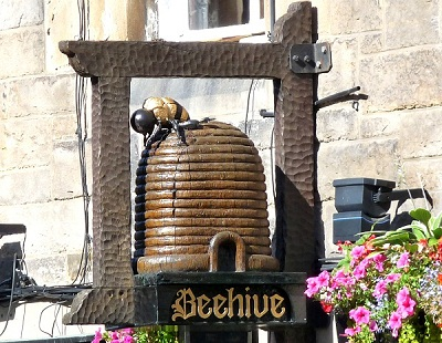 edinburgh pub beehive