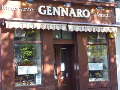restaurant gennaro edinburgh
