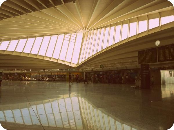 Bilbao Flughafen Airport