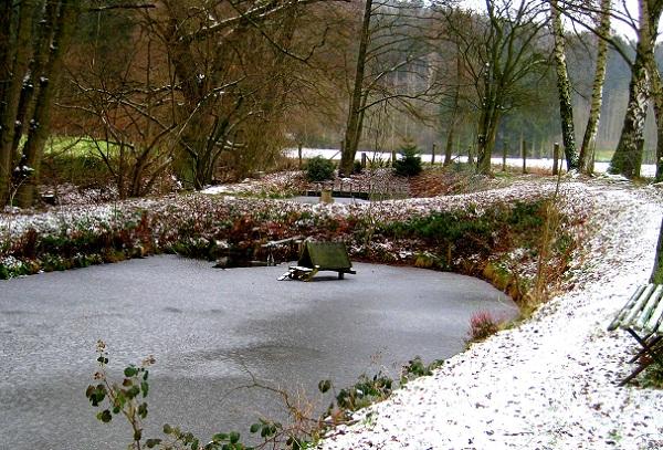 Winter Weserbergland