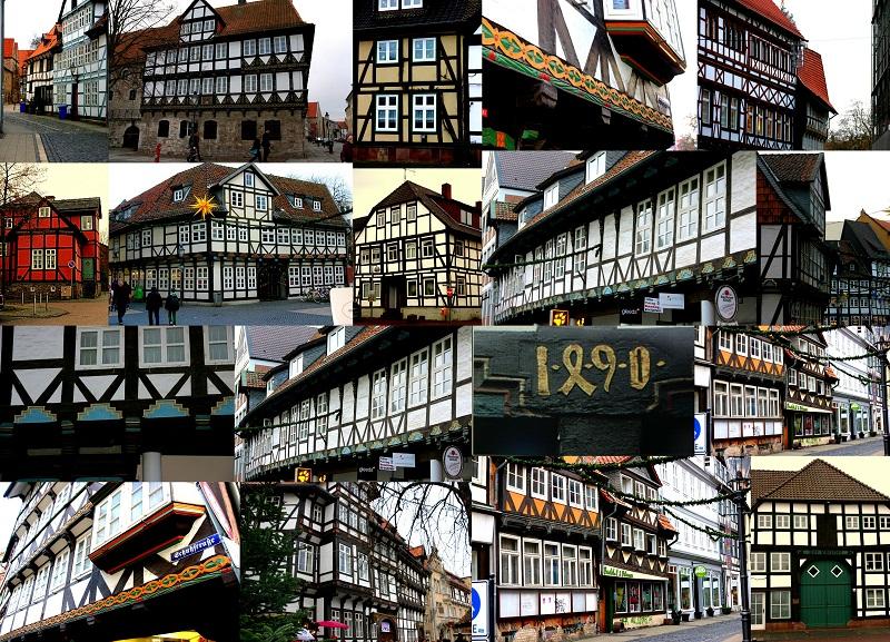 Fachwerkhäuser Norddeutschland