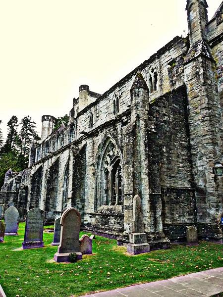 Highlands Dunkeld Kathedrale
