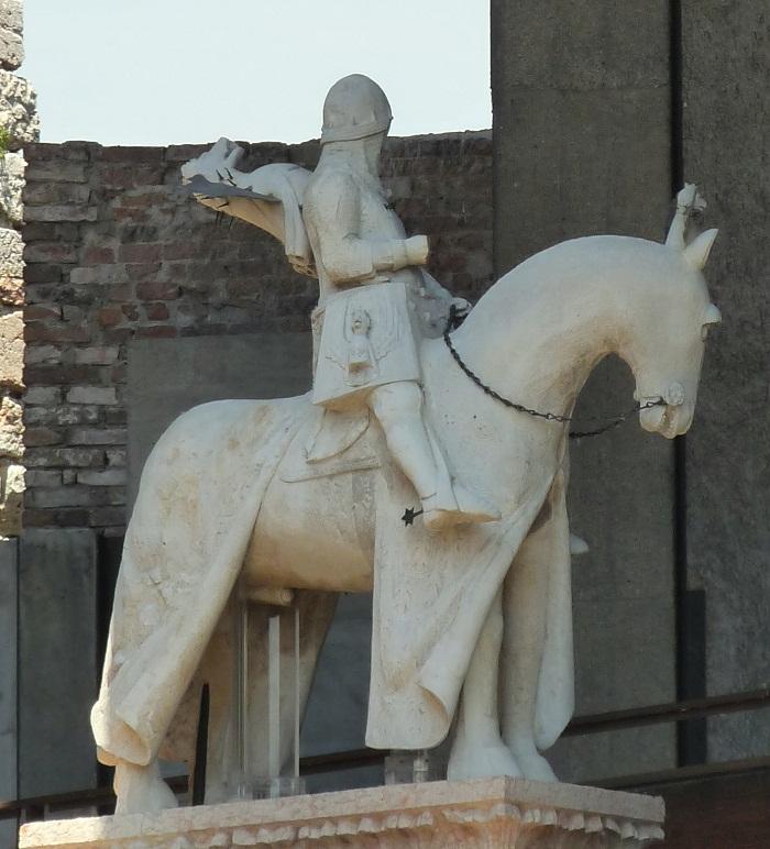 Verona Castelvecchio Cangrande